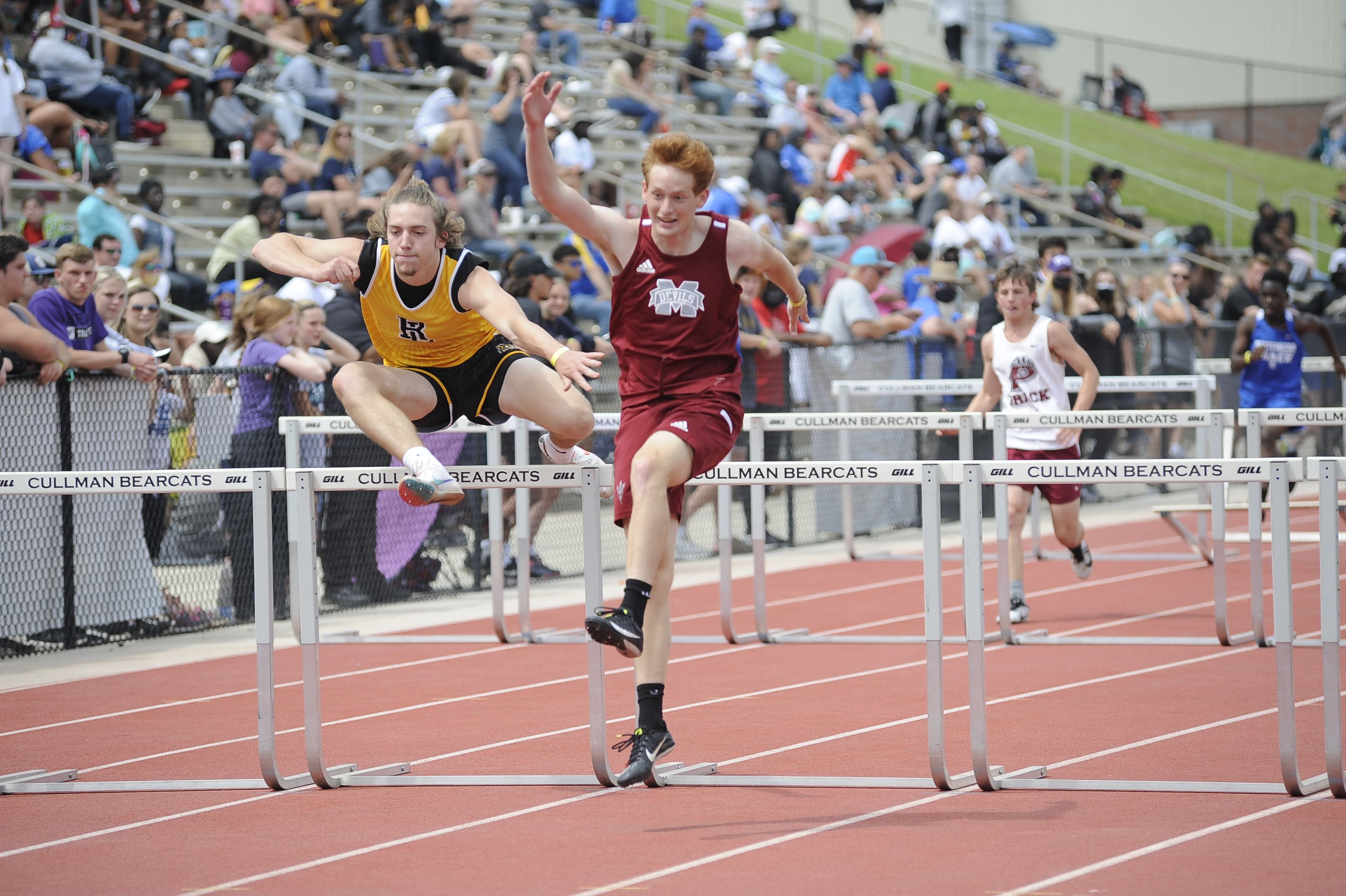 Joshua Williams Sparks Linden to First-Day Lead After Friday at State 1A, 2A, 3A Track