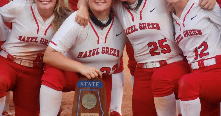 Hazel Green Storms from Behind with 9 Runs in the 6th to Class 6A State Title
