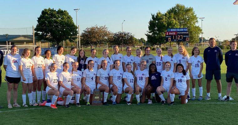 Class 4A-5A Girls' State Soccer Championship