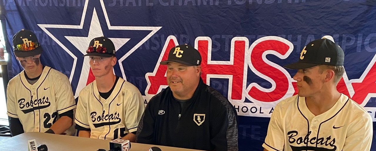 AHSAA 2021 STATE BASEBALL CHAMPIONSHIPS CLASS 3A GAME 2: Phil Campbell 7, Bayside Academy 6