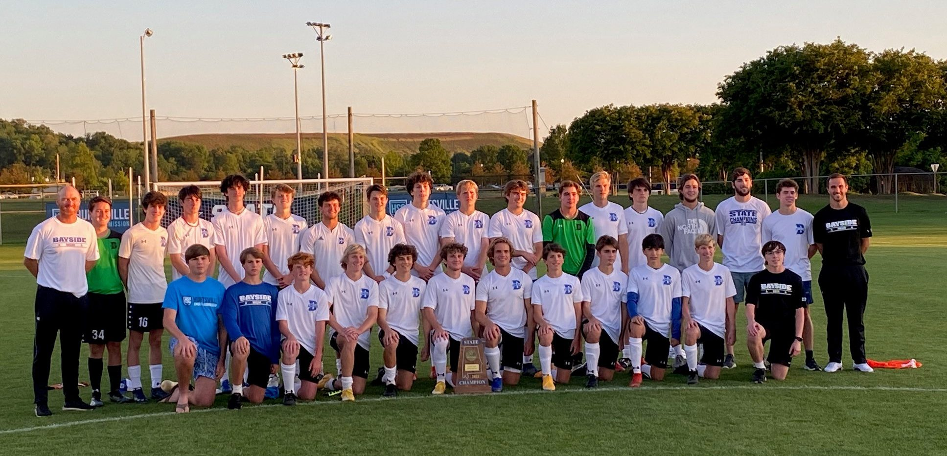 Class 1A-3A Boys' State Soccer Championship