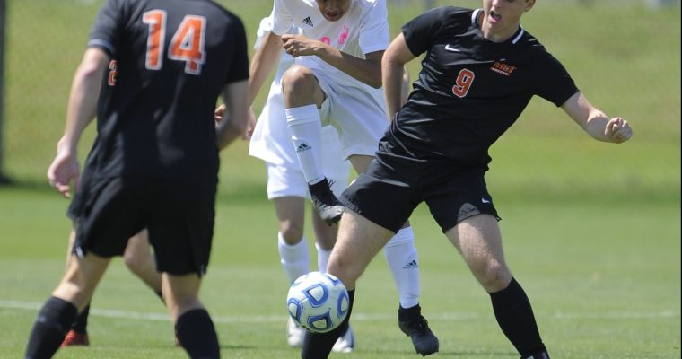 AHSAA 30TH STATE SOCCER CHAMPIONSHIPS CLASS 6A BOYS' SEMIFINALS