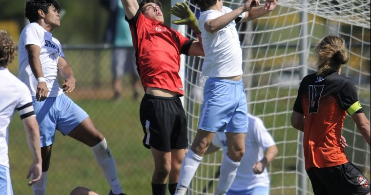 AHSAA 30TH STATE SOCCER CHAMPIONSHIPS CLASS 7A BOYS' SEMIFINALS