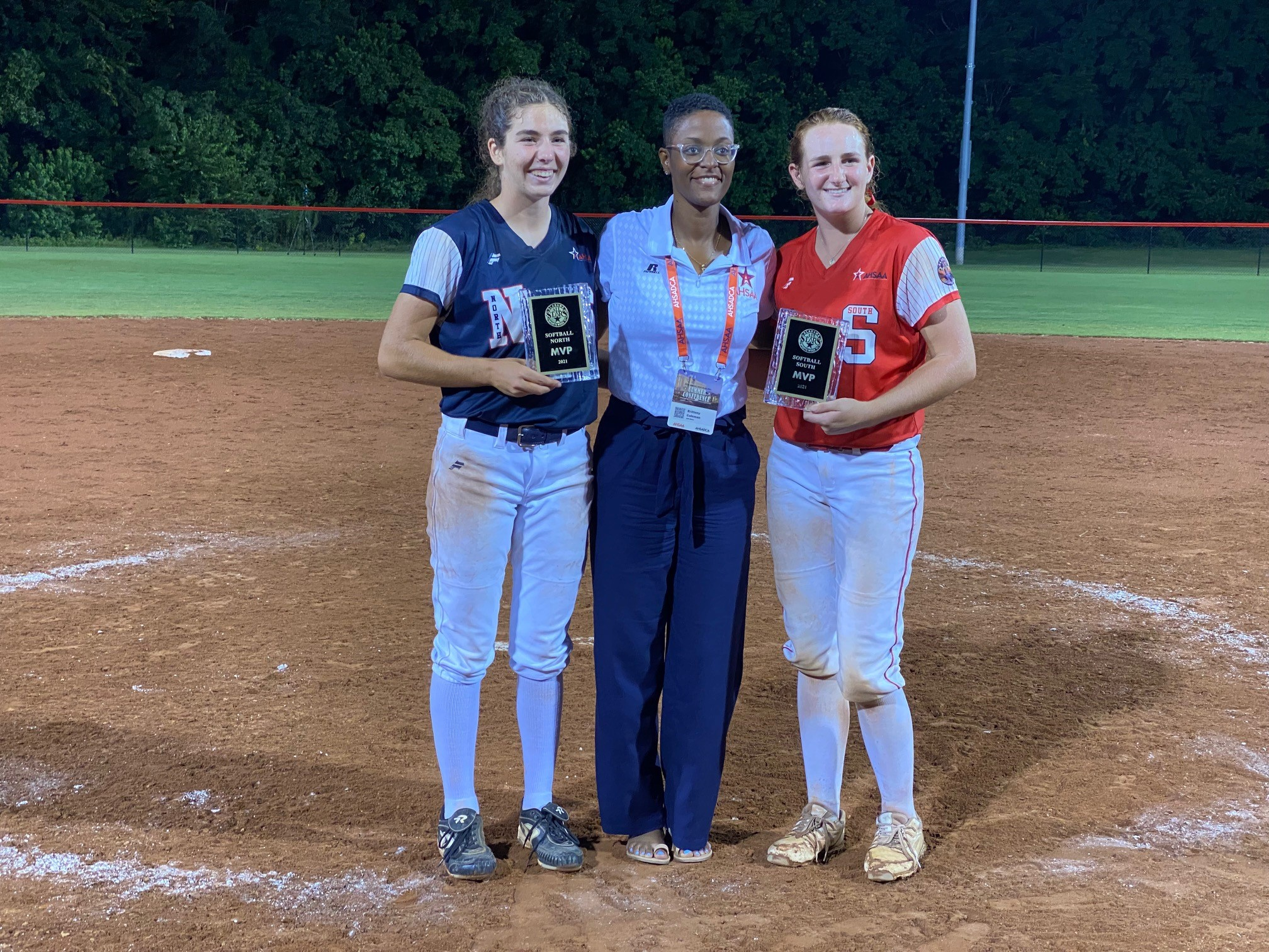 North Downs South 11-8 in 8 Innings and 6-1 in Nightcap to Complete All-Star Sweep