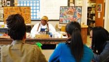 AHS art class