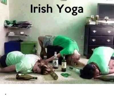 Irish Yoga Class Ahseeit