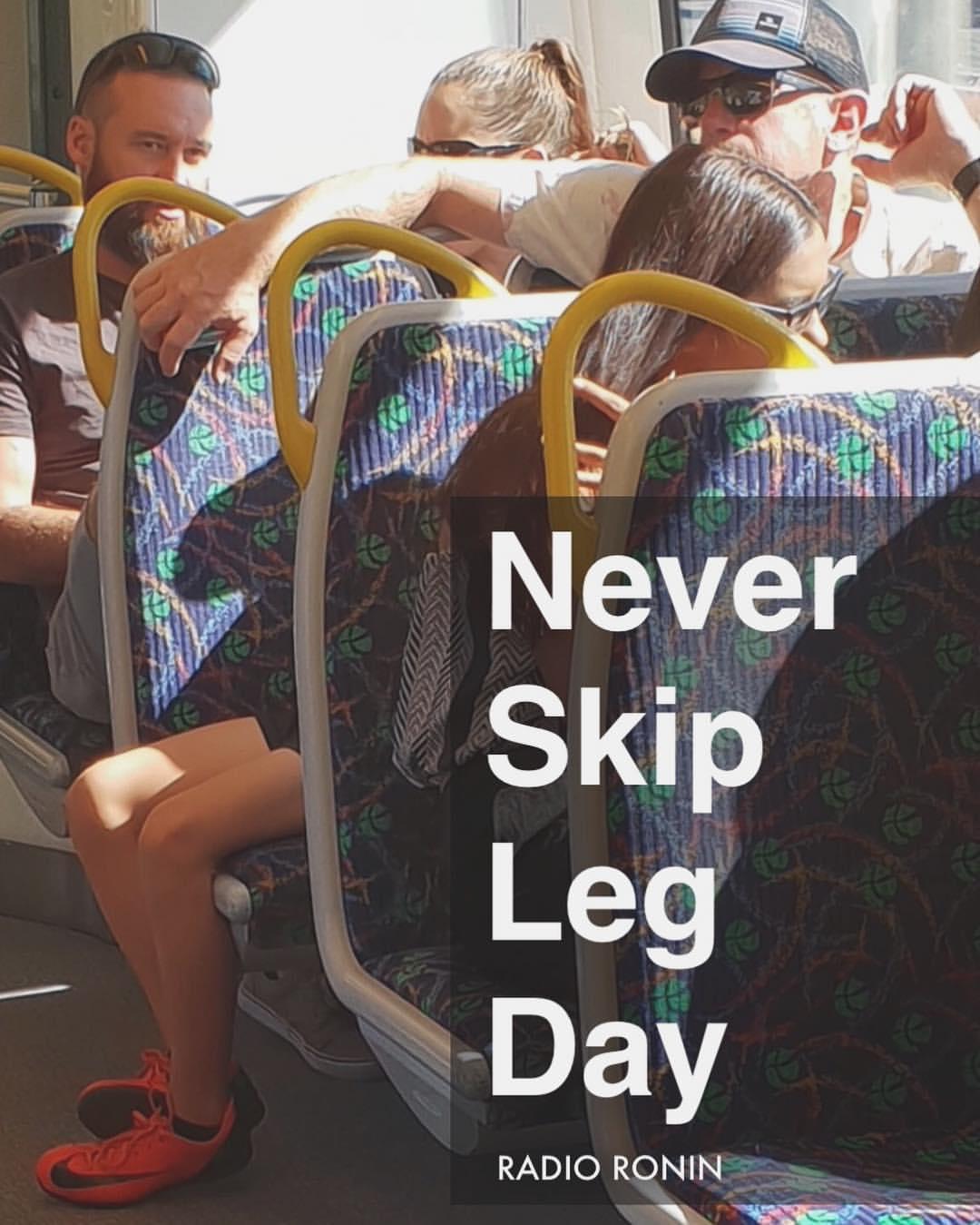 Never Skip Leg Day Meme Ahseeit