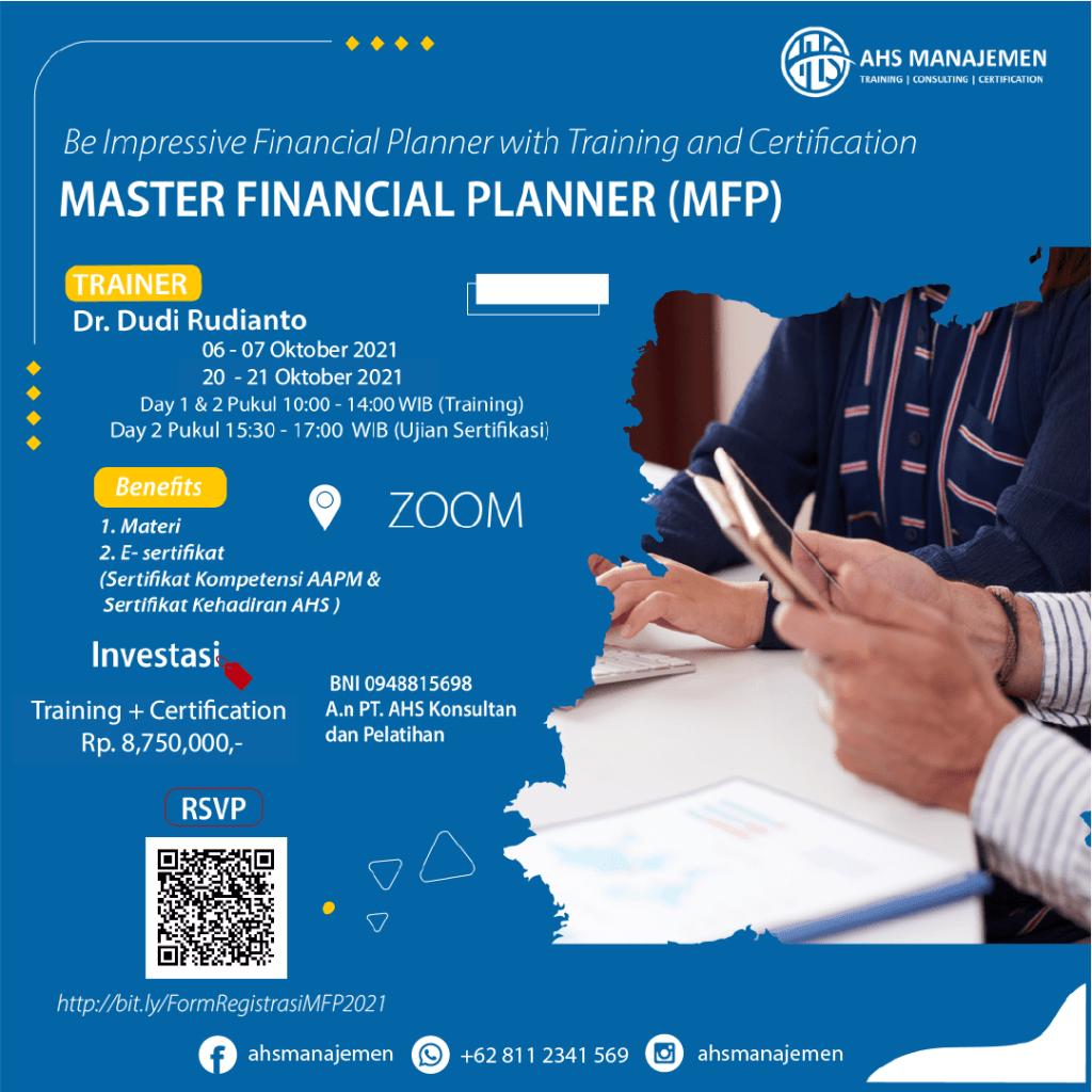 Master Financial Planner (MFP)