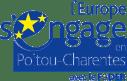 Partenaire de l'AH TOUPIE : L'Europe s'engage en Poitou-Charente