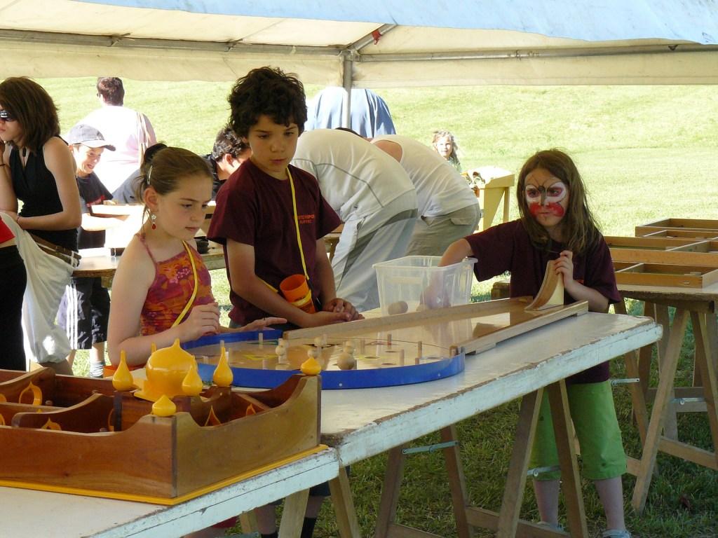 AHTOUPIE atelier jeu ludique avec enfants