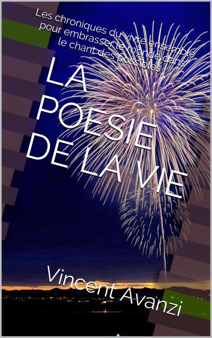 Kindle cover poésie de la vie