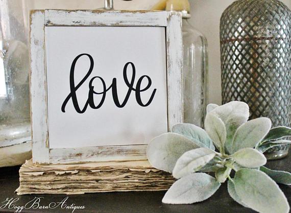 Budget Friendly Farmhouse Valentines Day Decor Ideas A