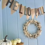 Super Easy Diy Neutral Rag Wreath A Hundred Affections