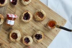 Biscuits A La Confiture Bonne Maman (Vegan)