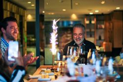 W Verbier: Quand A Hungry Blonde rencontre le Chef Etoilé Sergi Arola