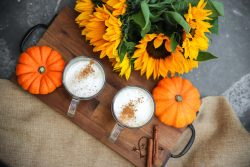 The Easiest Pumpkin Spice Latte