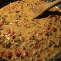Hearty Queso Dip