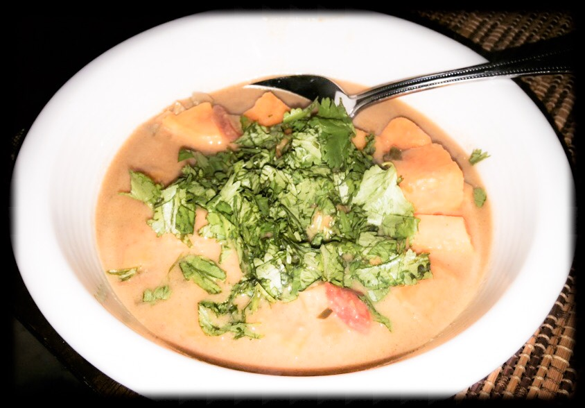 African Peanut Soup - LOW FODMAP