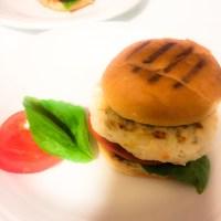 Italian Turkey Burgers
