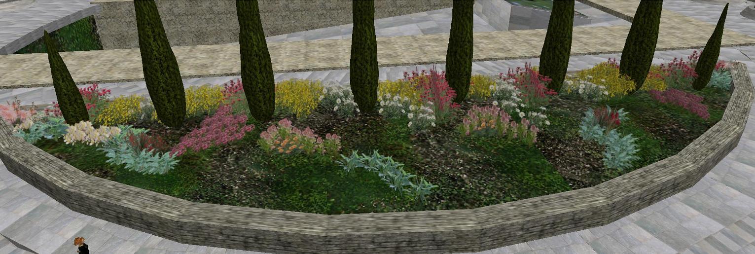 My very first SL garden