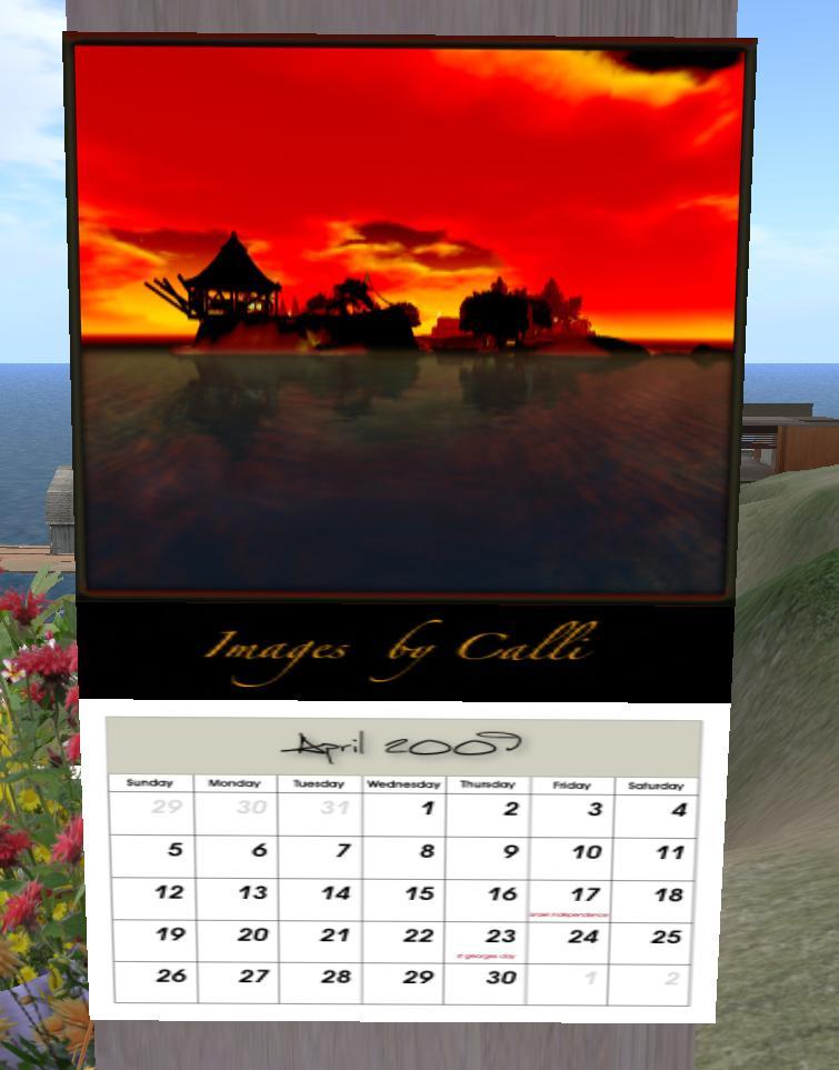 callis-calendar