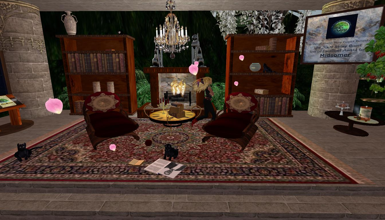 midsomer-library-cats