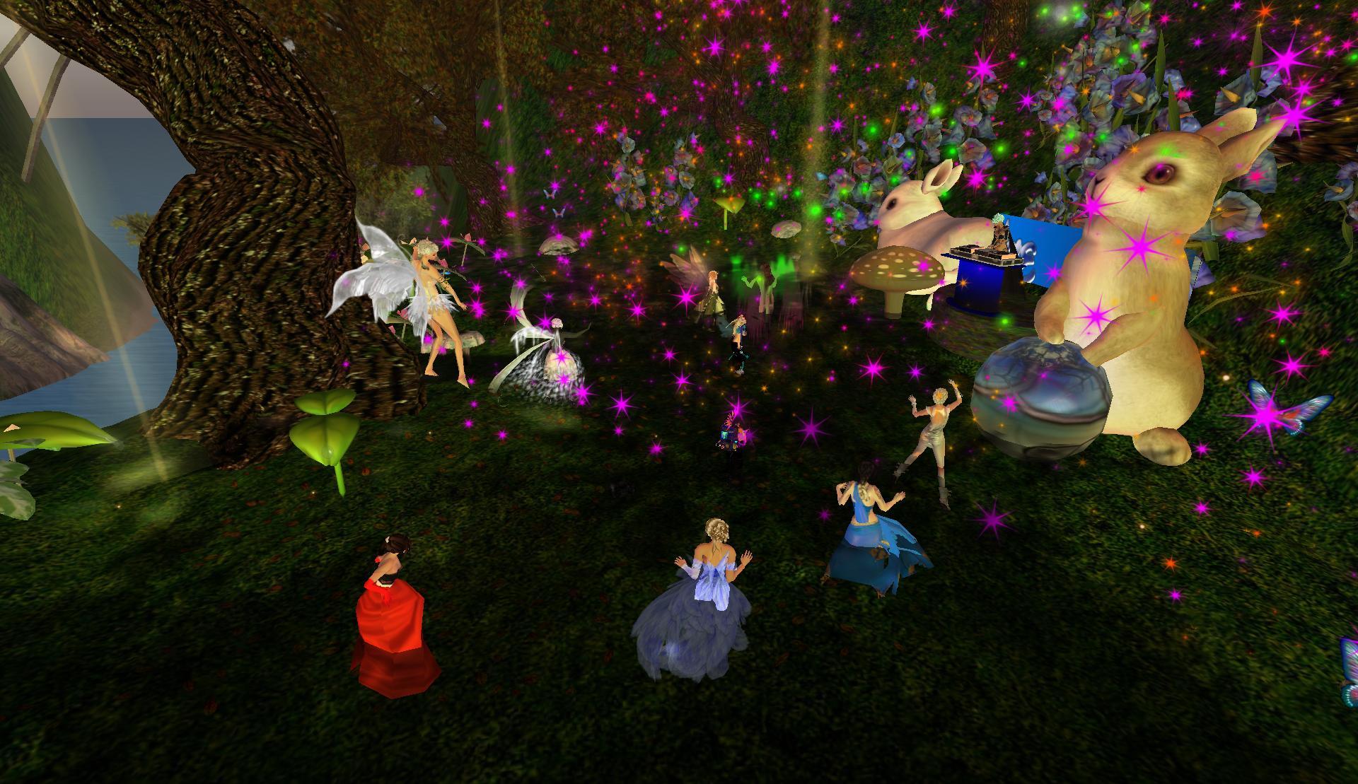 fairy-rave