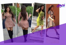 صورة بعد طرد مذيعة لبنانية من الكويتبسبب ملابسها… الحرّيات في العالم العربي إلى أين؟