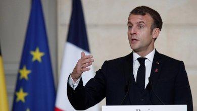 الرئيس الفرنسي إيمانويل ماكرون مصدر الصورة: رويترز