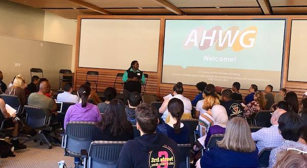 AHWG – Blog – 2017