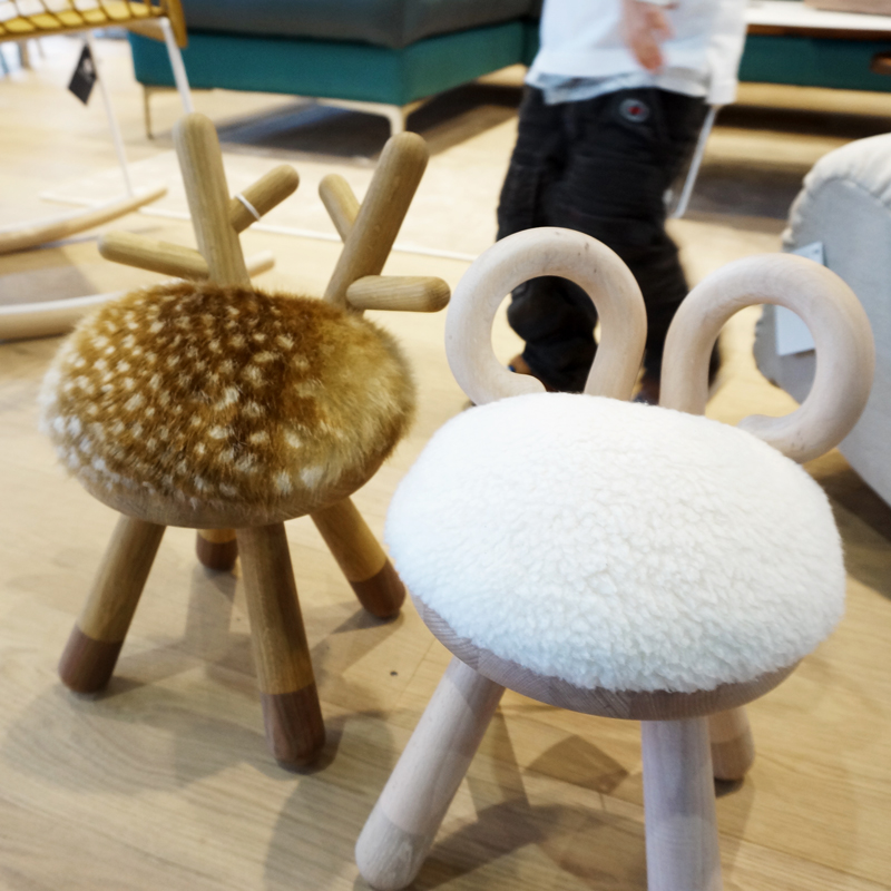 Animal chairs by Takeshi Sawada gefunden bei AHWH.CH