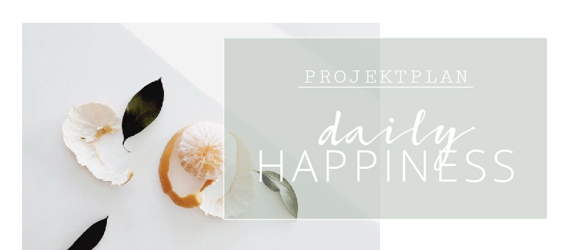 Projektplan 'Daily Happiness' free download by AHWH.CH
