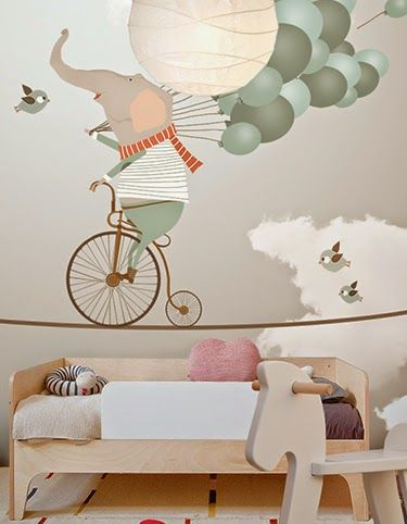 vintage kids room - littlehands