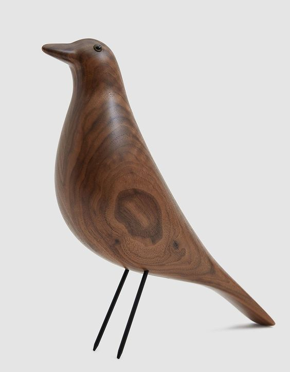 Vitra : Eames House Bird Figurine 02