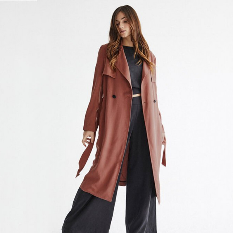 Vetta capsule Duster coat, gefunden bei AHWH.CH