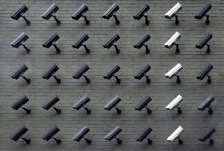 人臉辨識在倫敦街頭