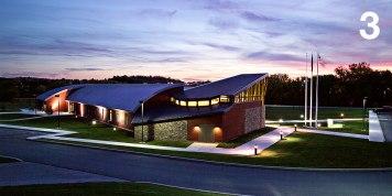 West Manchester Municipal Building Complex, West Manchester Township, York, Pennsylvania Architect: Murphy & Dittenhafer Architects Photography: John Allen, J David Allen & Son Photography