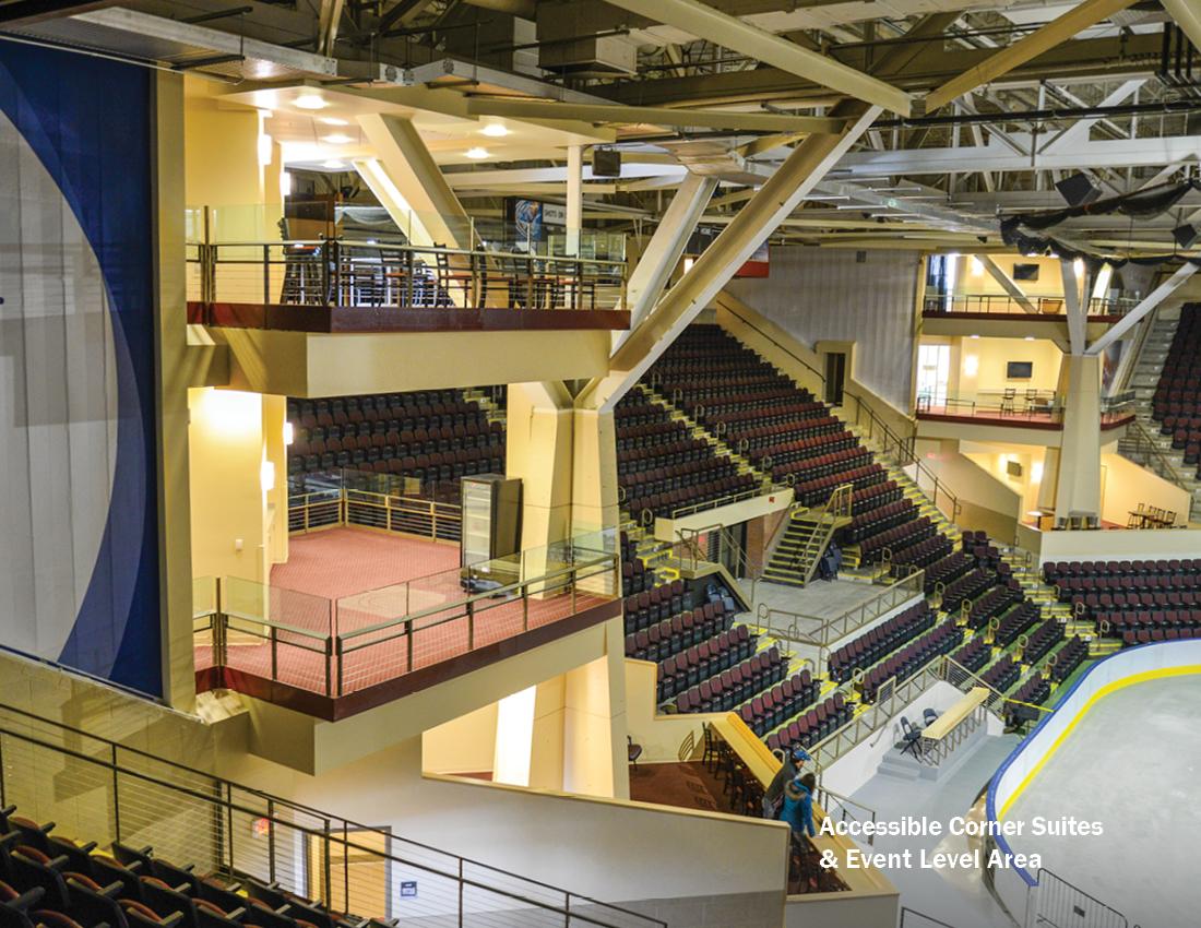 Cross Insurance Arena AIA Maine