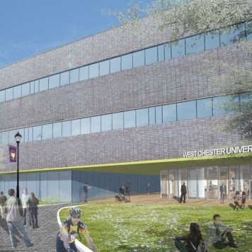 West Chester University | STUDIO OF METROPOLITAN DESIGN ARCHITECTS