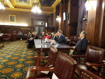 AIA Pennsylvania Testifies At House Education Committee Hearing On Simple Interior Design Schools In Pennsylvania Property