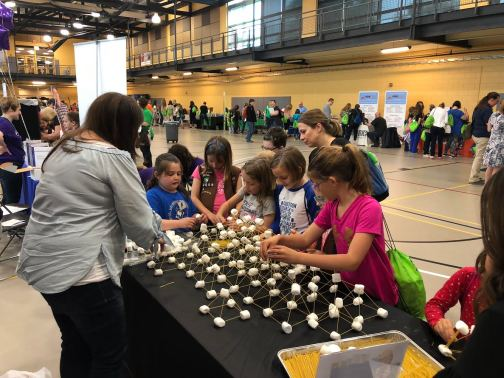 Girl Scouts Expo 1