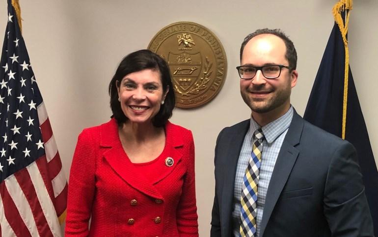 Senator Kristen Phillips-Hill, Seth Wentz