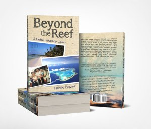 OUT NOW: BEYOND THE REEF, MICHELE BROWNE