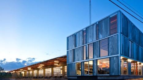 2011 Merit Award - Architect: Stephen Dynia Architects - Location: Denver, Colorado