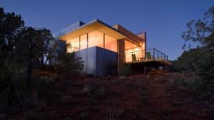 2009 Honor Award - Architect: The Construction Zone, Ltd - Location: Sedona, Arizona
