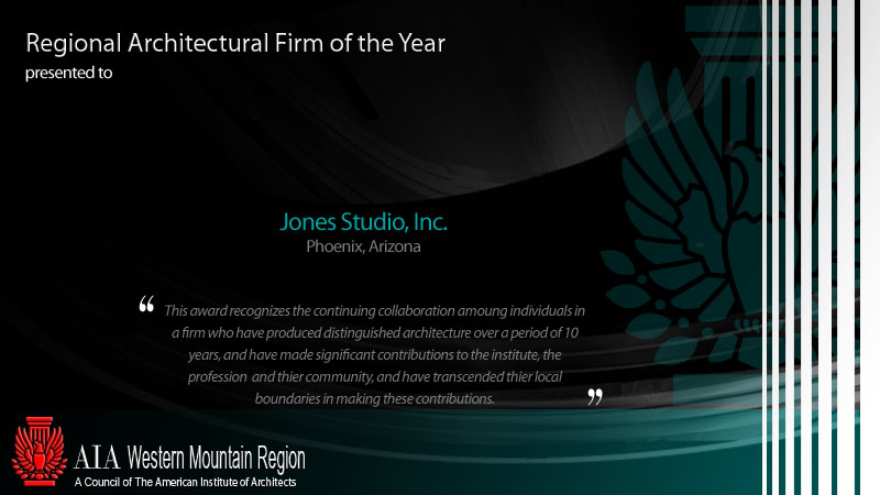 Regional Architectural Firm of the Year