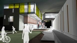 2009 Honor Award - Architect: Westlake Reed Leskosky - Location: Oberlin, Ohio