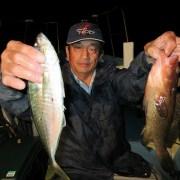 2017年5月28日(日) アジ、メバルなど五目釣り