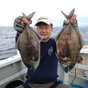 2020年9月19日(土) レンコダイからのオキアジからのイサキ五目釣り