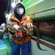 2021年5月8日(土) 五目釣りにて出船